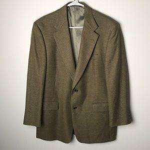 Burberry vintage jacket blazer 40R